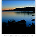 Post Sunset After Glow - Adirondacks, NY