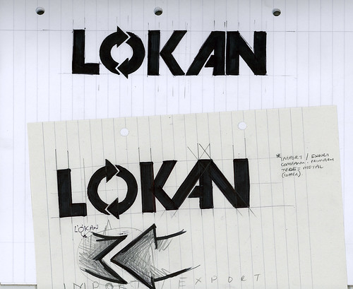Lokan Logo - Development | by amchu
