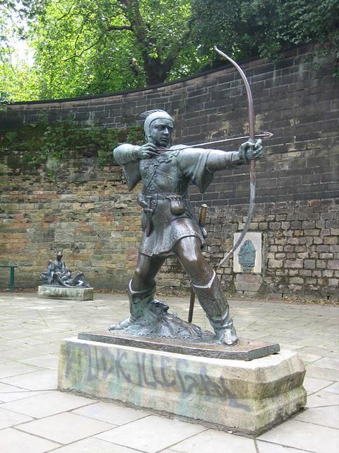 Robin Hood's legacy | ...