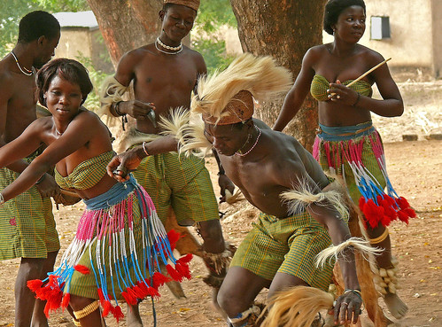 African Tribe Dance African tribal.