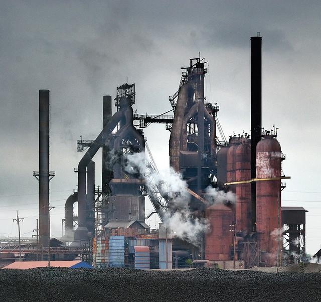 Us Steel Granite City Blast Furnaces Us Steel Purchased