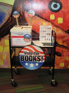 Vote for Books@FOS | by San Mateo County Library