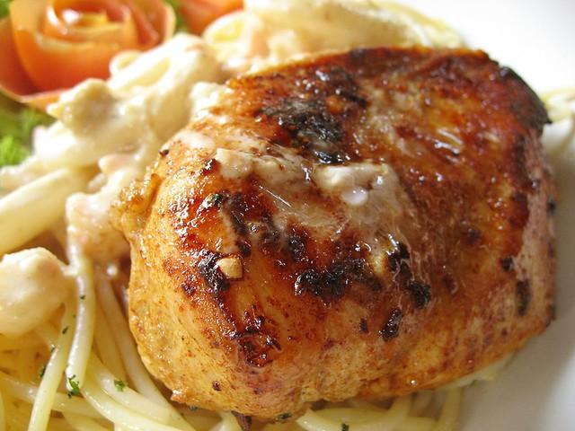 Chicken Torino, Beukenhof | Herman Saksono | Flickr Chicken