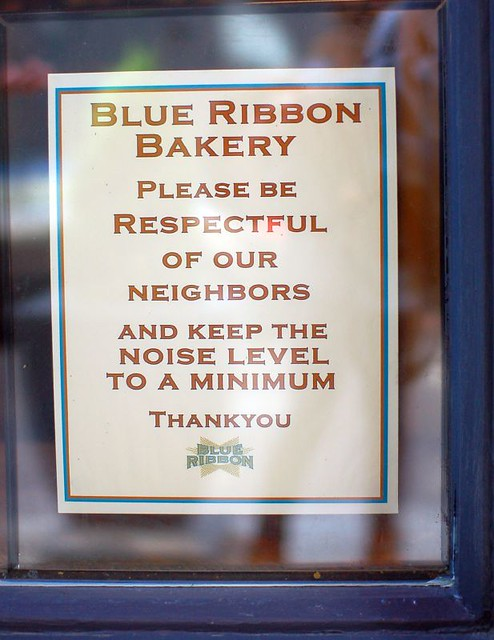 Blue Ribbon Bakery Kitchen New York