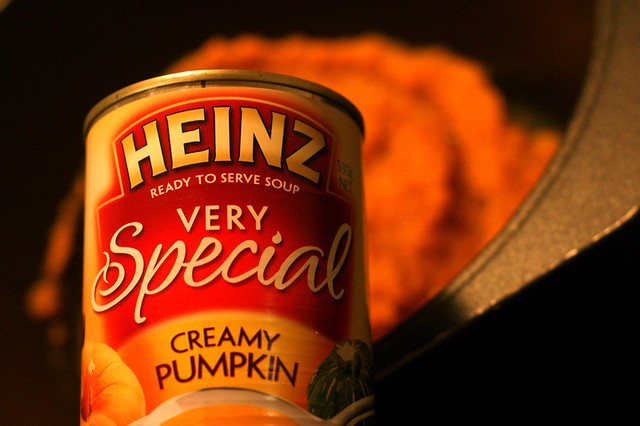 Canned Pumpkin And Yellow Cake Mix Recipe