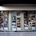 Caméo, Namur, Belgium - Lobby Card window