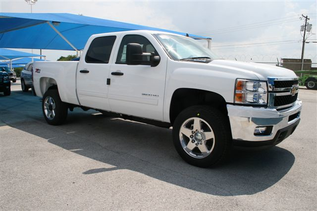 2011 Chevrolet Silverado 2500 Hd 4wd Gas Just Arrived Flickr