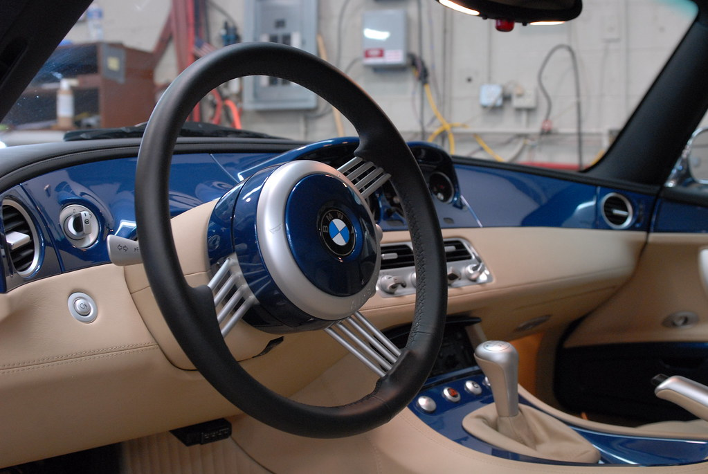 bmw z8 interior detailed using dr beasley 39 s car care prod flickr. Black Bedroom Furniture Sets. Home Design Ideas