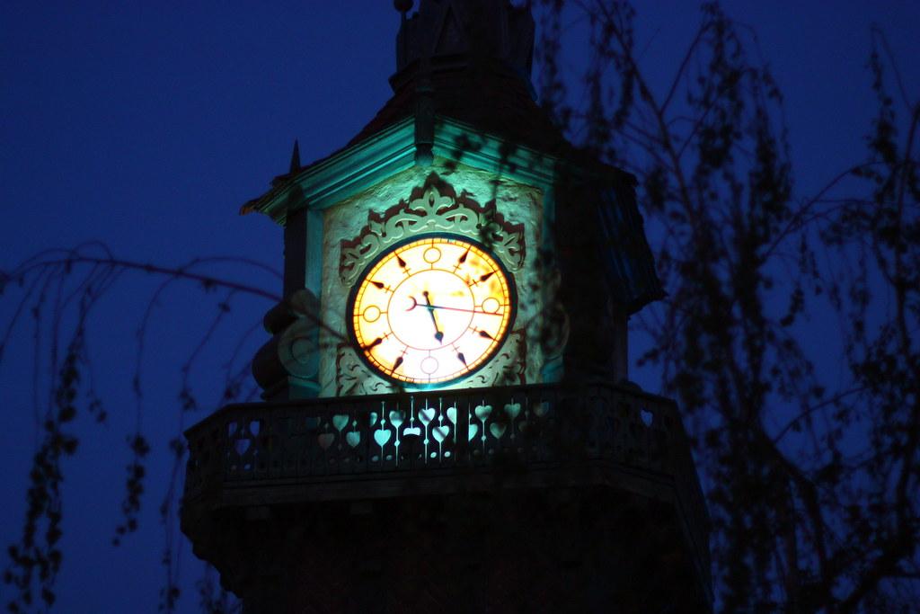 Peter Pan Clock Images Peter Pan Clock | by