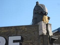 Roof Sculpture in London, Shoreditsch