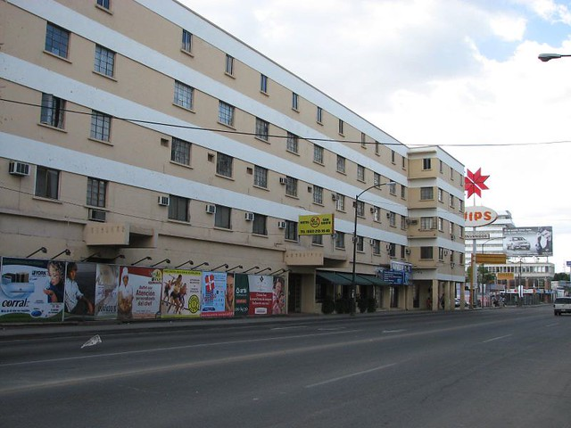 Hotel San Andres Hermosillo Sonora