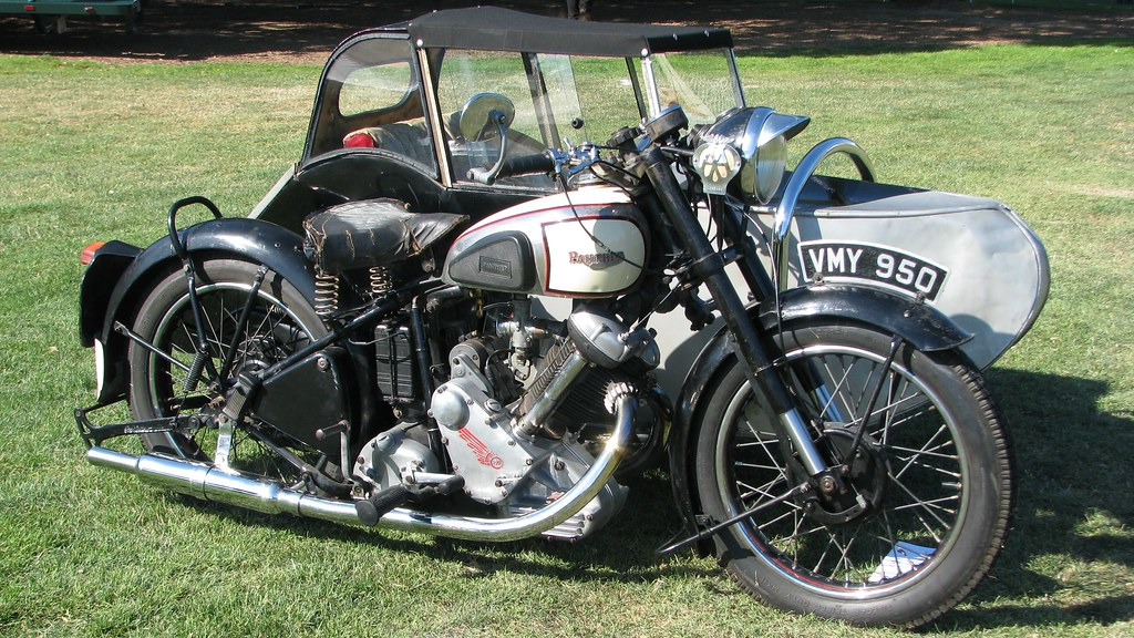 Panther Motorcycle For Sale
