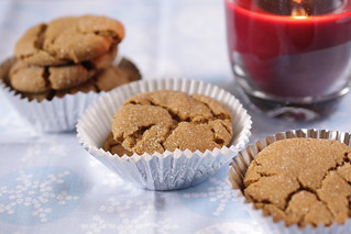 Molasses Cookies | by Madison Bistro