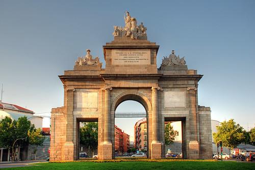 Madrid puerta de toledo flickr photo sharing for Shoko puerta de toledo