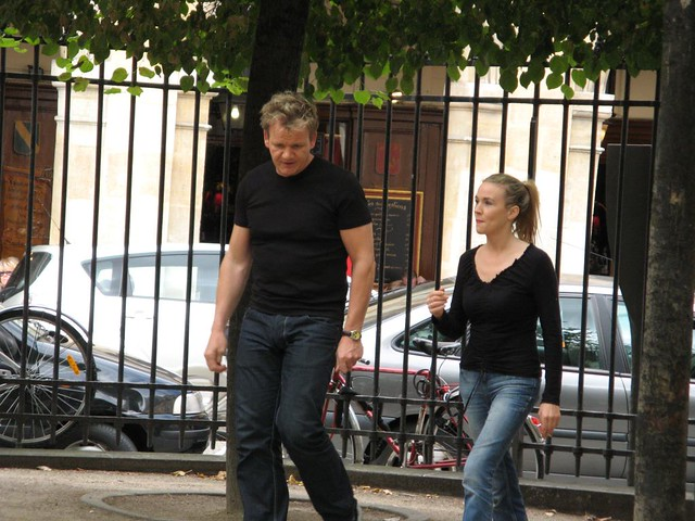Gordon Ramsay Gordon Ramsay Walking In The Place Des