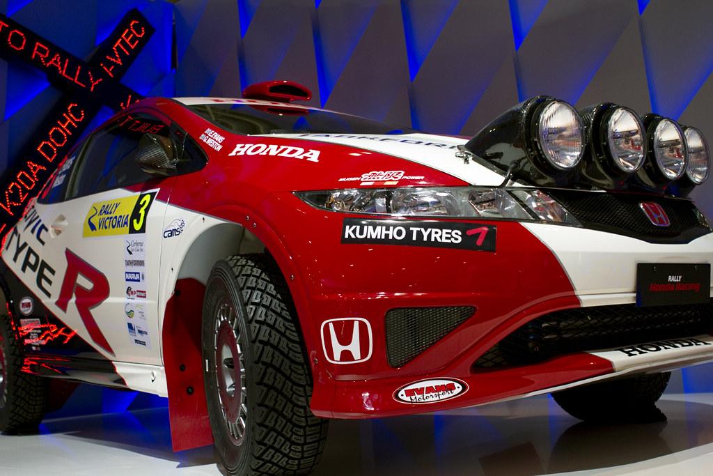 Honda civic type r rally car sydney international motor for Honda civic rally car