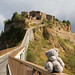Grey Bear visits Civita