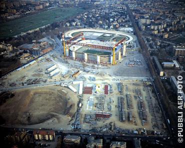 terzo anello stadio san siro milan - photo#17