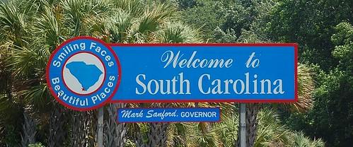 South carolina welcome sign flickr photo sharing for R kitchen south carolina