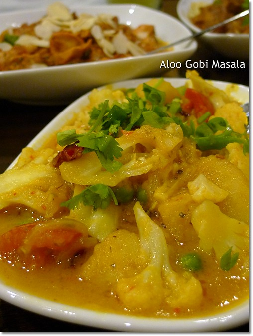 Aloo gobi masala read more on good food from ipoh www for 3d cuisine bessines 79