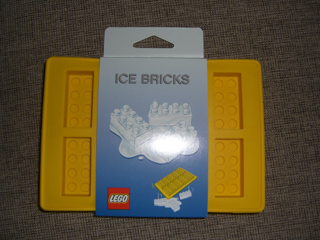 Bricks Of Ice Cream Brand Old Fashioned