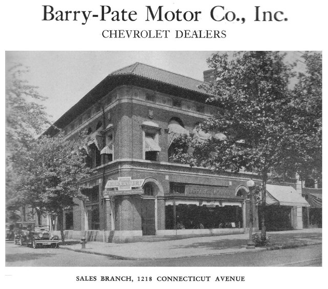 Barry Pate Motor Co