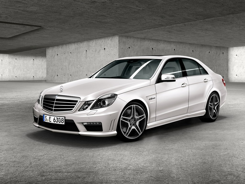New Mercedes Benz >> E63 AMG (W212) - 049 designo Magno Cashmere White ...