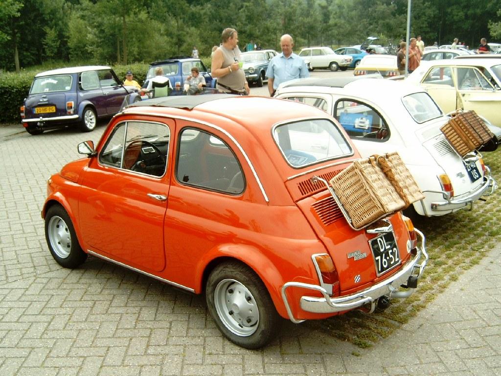 Fiat 500 Forum >> 1970 Fiat 500 L | 1970 Fiat 500 L | David van Mill | Flickr