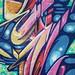 Rime MSK T7L LosAngeles Graffiti Art