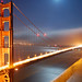 Golden Gate, by Moonlight [2]