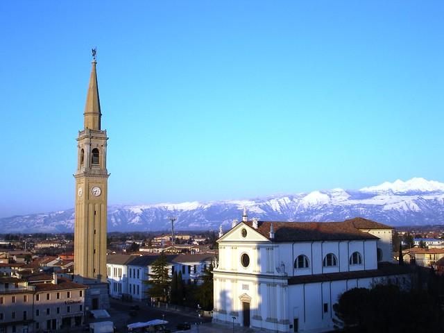 Terms Of Use >> Cordenons | Cordenons, Il Duomo Questa (MIA) foto è ...