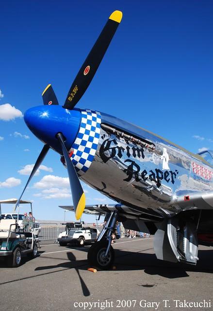 Reno Air Races 2007 - DSC_2823c | North American P-51D ...