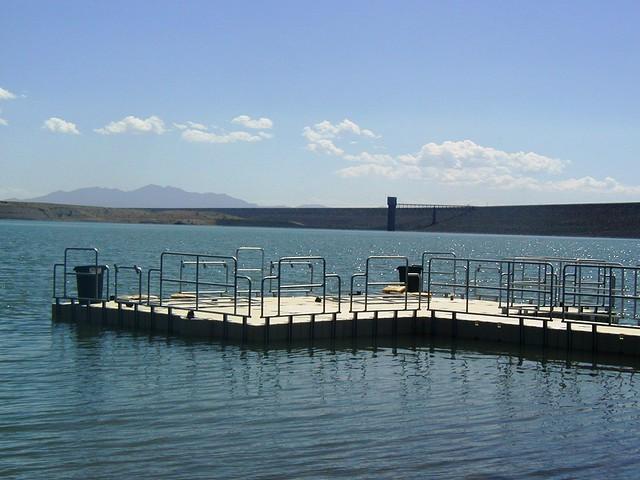 Fishing dock flickr photo sharing for Cochiti lake fishing