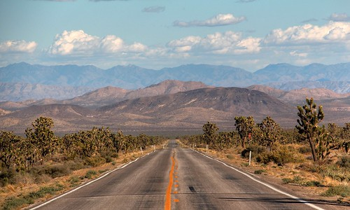 Desert Road HDR | by J-a-x