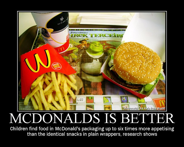 mcdonald write up For everything mcdonald's: big macs is it possible to become a manager with a write up with this new write up will it effect that goal at all.