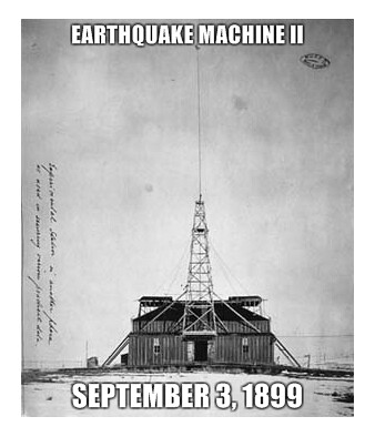 tesla earthquake machine