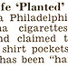 Pearl Bailey's Brother Bill Says Wife Planted Reefers On Him - Jet Magazine, October 8, 1953