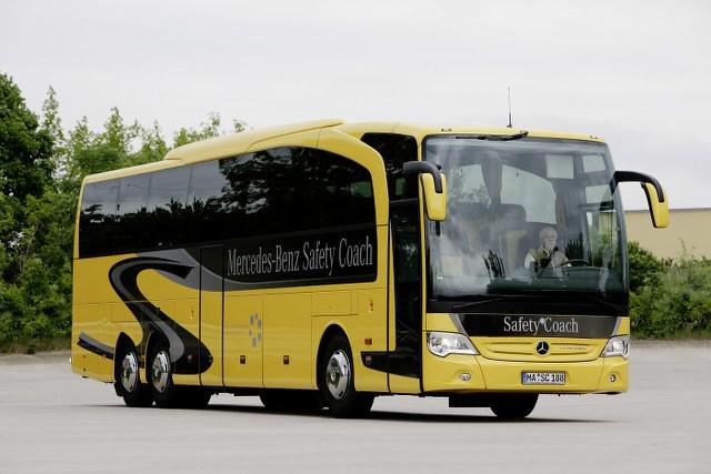 Mercedes benz travego 16rhd safety coach clubtravego for Mercedes benz coach