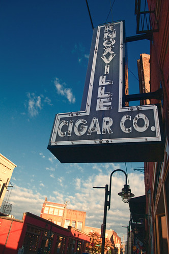 Knoxville Cigar | by Toby Dickens