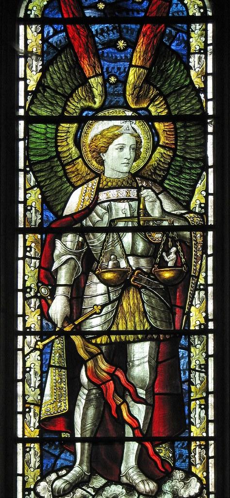 St Michael The Offertory Prayer Of The Requiem Mass Says