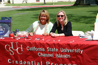 2005 Career Fair (CSUCI Credentially Program) | by California State University Channel Islands