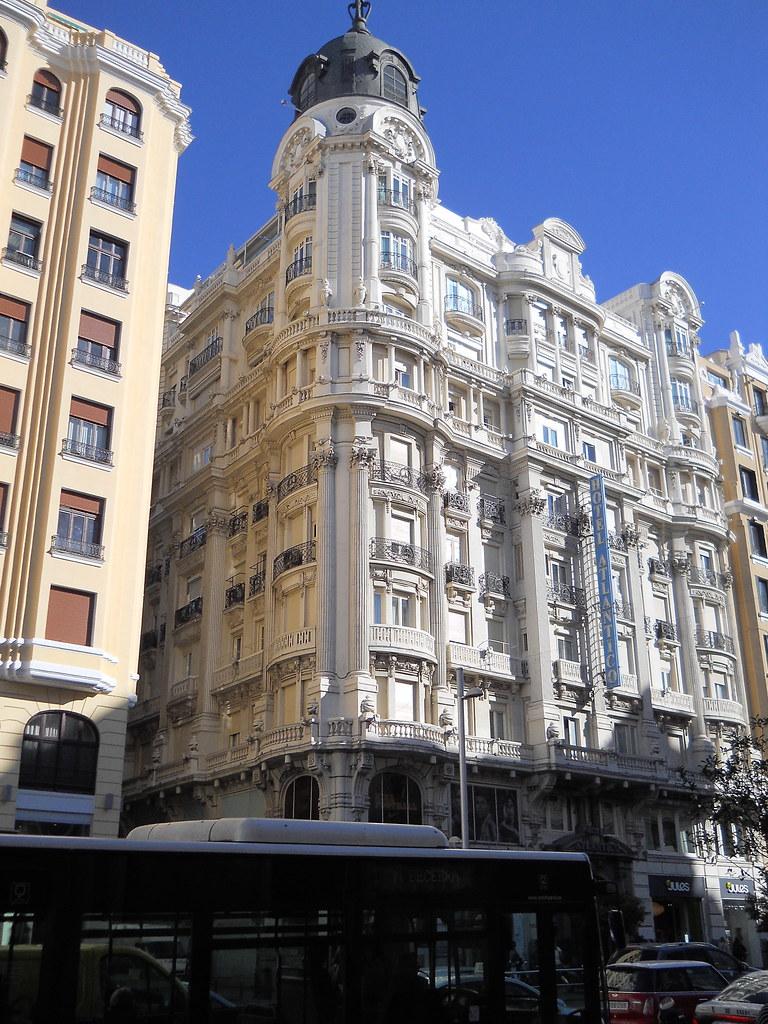 Hotel Atlantico In Madrid Laura E Kelly Flickr
