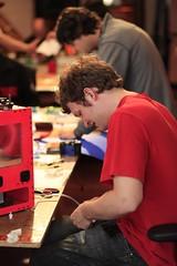 "Makerbot ""Nutella model"""
