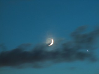 Moon-Venus June 2007 conjunction | by fdecomite
