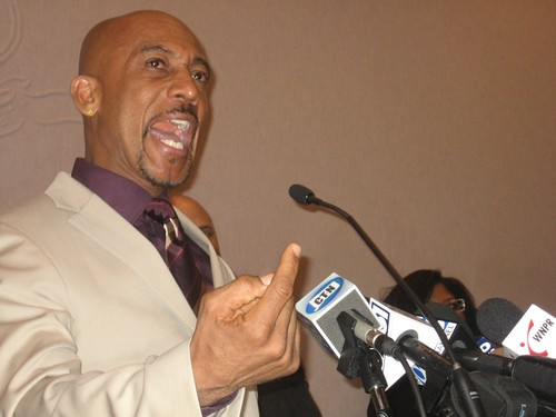 Montel Williams speaks out in support of medical marijuana | by WNPR - Connecticut Public Radio