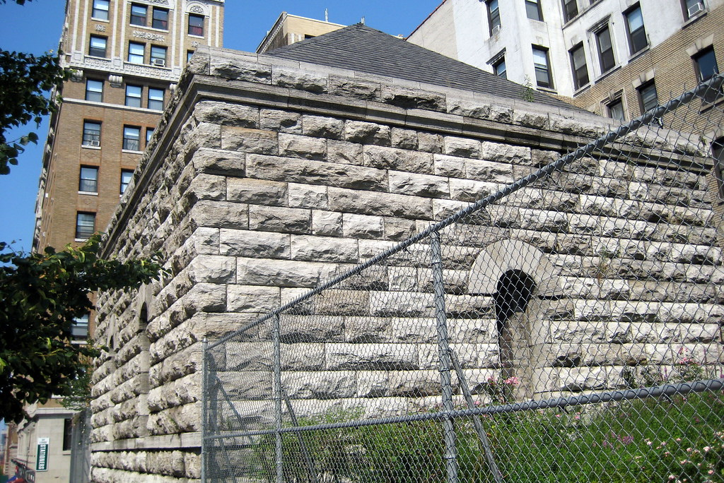 Nyc Morningside Heights Croton Aqueduct West 119th St