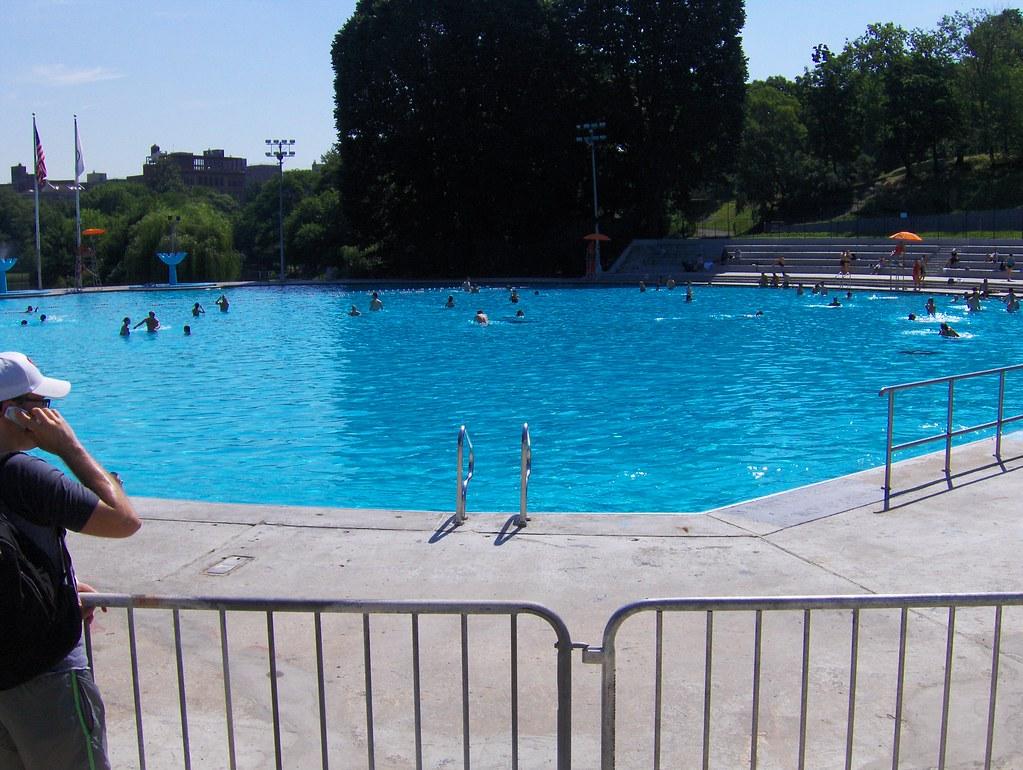 Lasker Pool At The North End Of Central Park Joe Shlabotnik Flickr