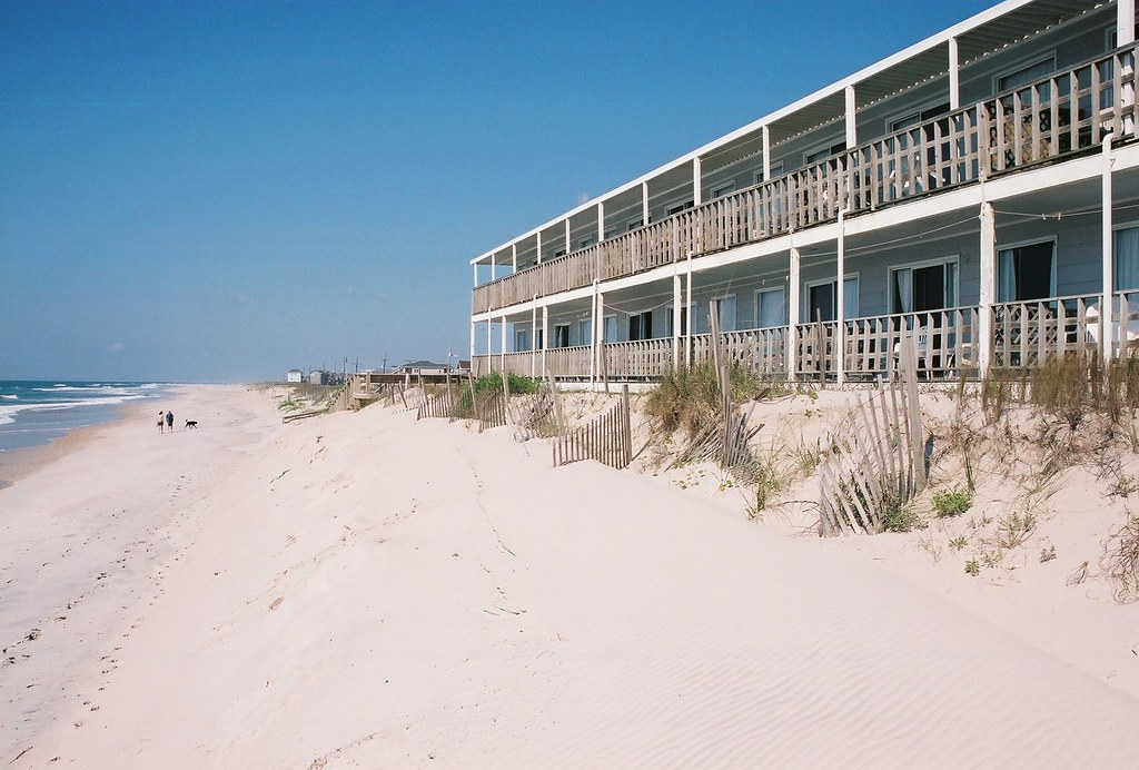Sea Vista Motel At South Topsail