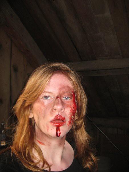 Misshandlad nymfoman.   Pelarteatern   Flickr