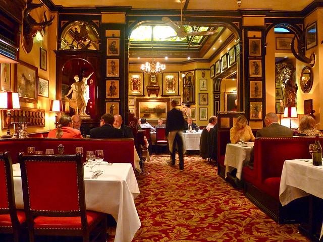 Famous Restaurants London Uk